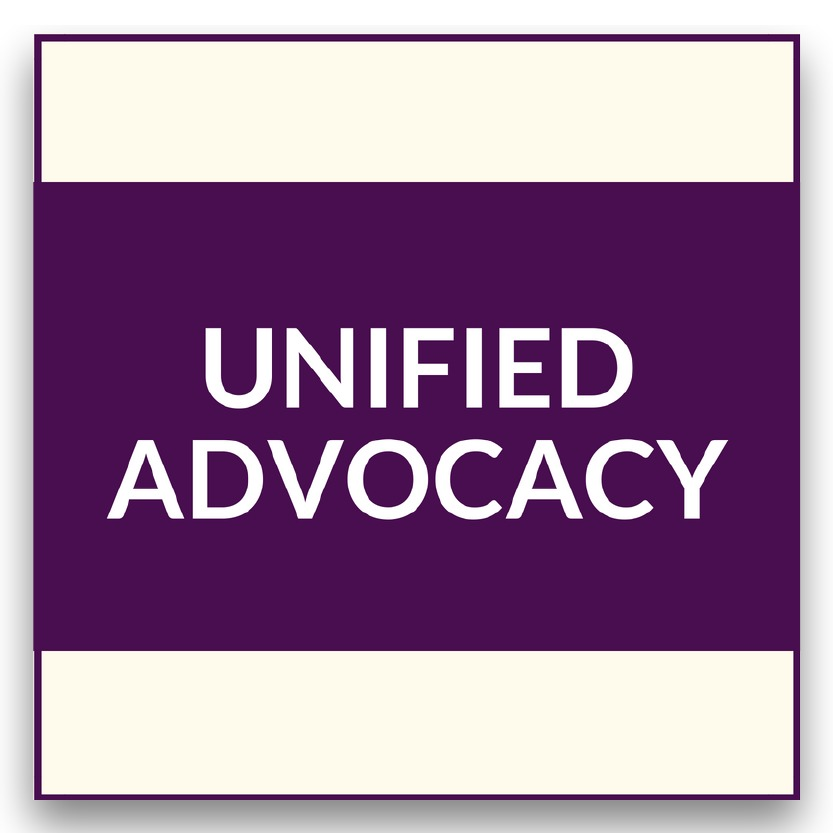 Unified Advocacy